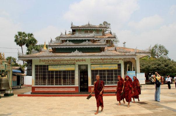 Мон — самая спокойная область Бирмы