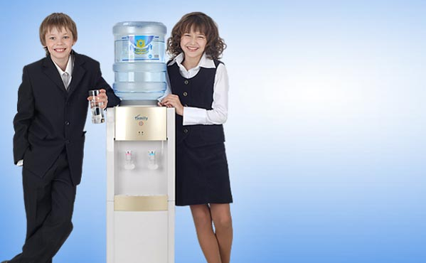 В Чернице бельгийцы запускают современную систему водоснабжения