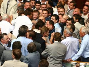 Бютовцы собираются обратится в ГПУ после инцидента 16 декабря в парламенте