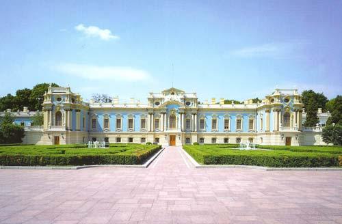 Продолжается реставрация Мариинского дворца