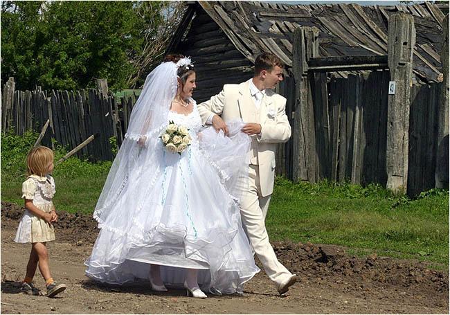 Как празднуют свадьбу в разных регионах Западной Украины