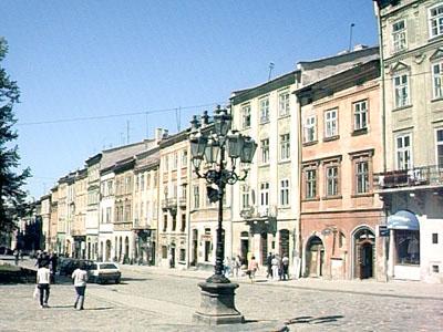 Славится история нашего славного города Львова