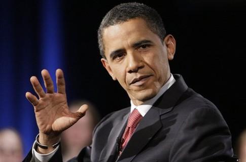 Президент США Барак Обама осудил кровопролитие в Ливии