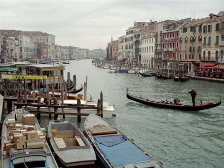 «Наши в Италии»: письма домой, стихи, фотографии…