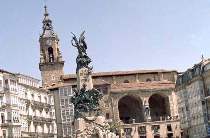 Туры в Виторию, Испания