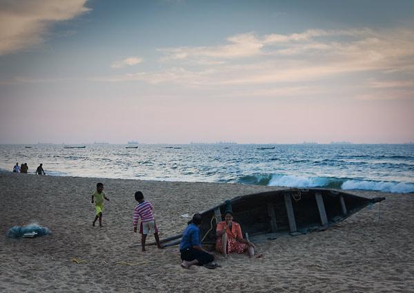 В Саратове на пляжах пока пусто
