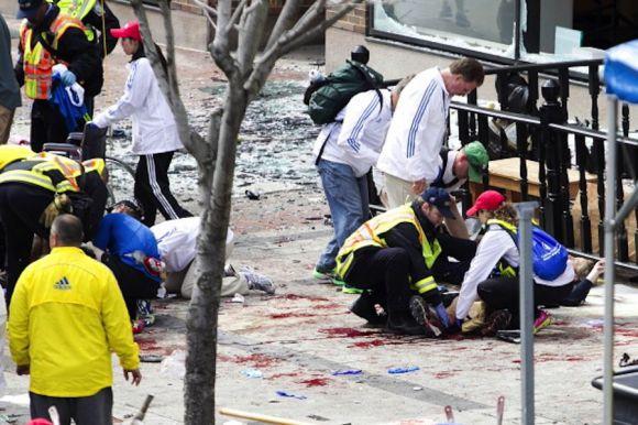 Бостонский теракт