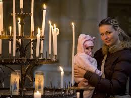 Православные отмечают Страстную пятницу