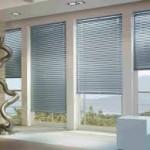 Преимущества жалюзей на окнах