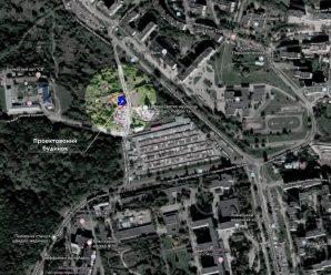 Во Львове на улице Орлика возведут новостройку в 7 этажей