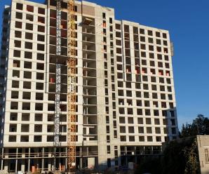Стан будівництва ЖК «Сучасний квартал» станом на початок жовтня