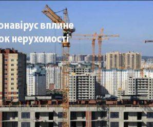 Як карантин і девальвація змінюють ринок нерухомості України